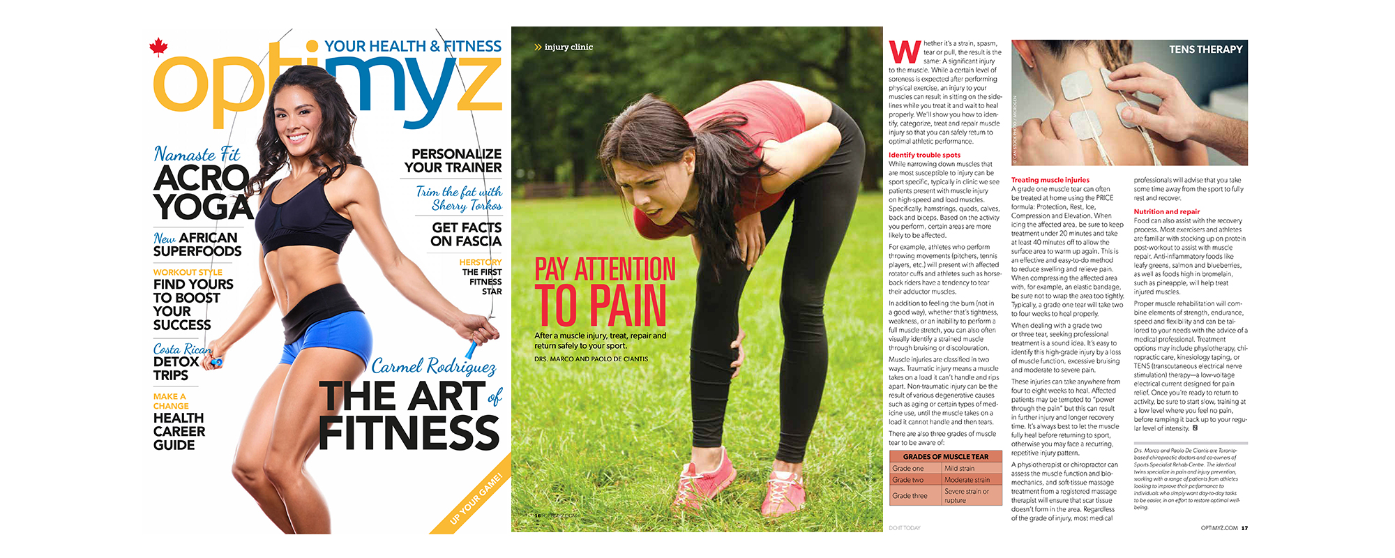 Check out the recent issue of Optimyz magazine to read our latest articles!